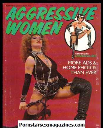 femdom HOM magazine