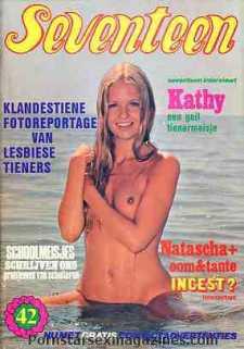 Speaking, Vintage dutch seventeen magazine talk
