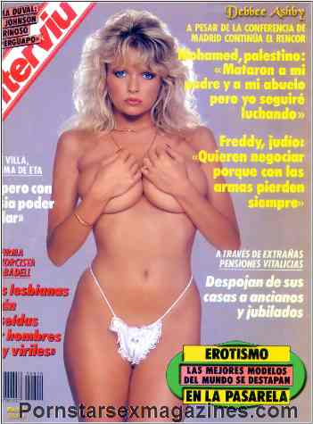 Debee ASHBY busty brit blonde nude on covers « PornstarSexMagazines ...: www.pornstarsexmagazines.com/blog/2014/09/debee-ashby-busty-brit...