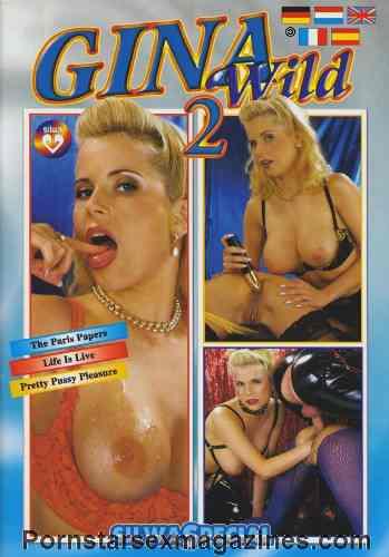 gina wild anal dvd sex shop
