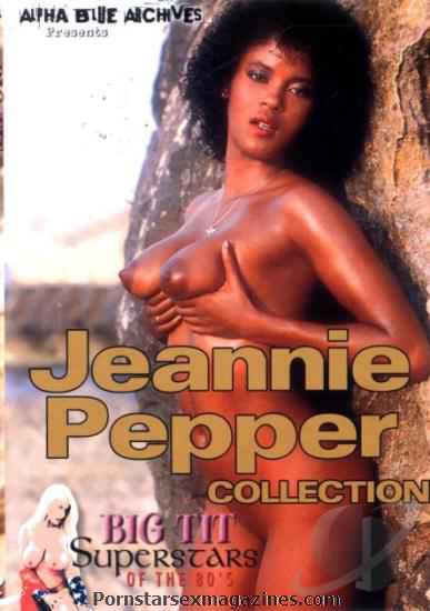 jeannie pepper