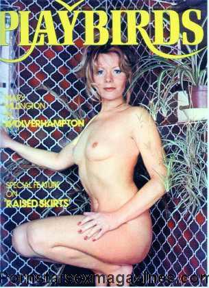 Mary millington anal