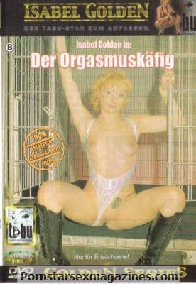 isabel golden on kinky extreme sex dvd covers