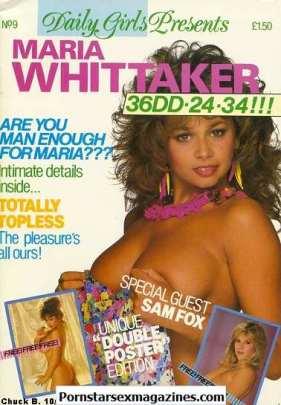 maria whittaker
