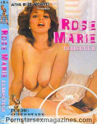 Rose Marie Pornstar 109