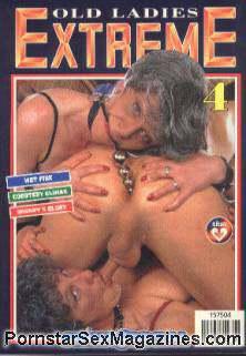 Extream old porn femals