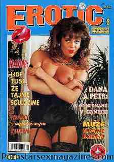Czech independent escort sex magazine