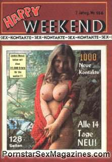 happy weekend magazin outdoor sex in nrw