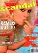 Scandal French adult magazine - Pornstar Traci LORDS, John HOLMES, Candie EVANS & Amber LYNN
