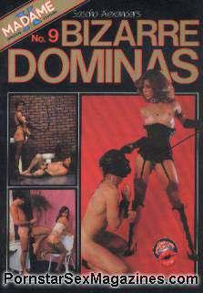 Bizarre Dominas 09 - Domina porn star Tamara LONGLEY ...